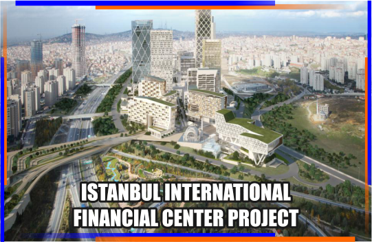 Istanbul International Financial Center Preferred White