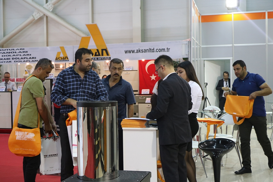 We Were at Konya Construction Fair
