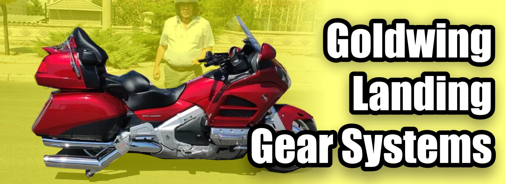 Goldwing Landing Gear Systems