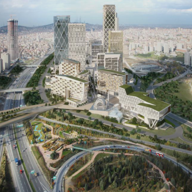 Istanbul Financial Center