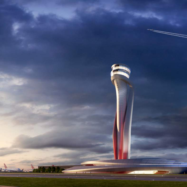 Istanbul New Airport Project